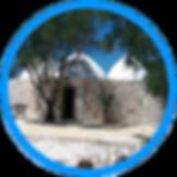 TrulliPesto 2 bedrooms, 2 bathrooms trulli accommodation villa rental in Puglia Pouilles Apulien Pugliah.com
