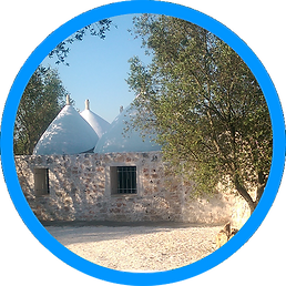 TrulliPesto, charming 2 bedroom, 2 bathroom trulli to let with private swimming pool.  Trulli holiday accommodation, whole house, for up to 4 guests, 5 with young child.