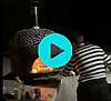 video demonstrating how to cook pizza in a traditional wood-burning pizza oven at TrulliDolce, TrulliDolce, Trullo holiday, trulli holidays, Puglia holiday in a trulli.  Trulli of Puglia, best trulli in Ostuni. Villas with pool. Trullo in Ostuni. Luxe hotels Puglia. Hotel Puglia. Fly to Puglia.  Flights to Bari.  Flights to Brindisi.  Pugliah. Apulia. Apulien.