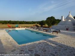 8 x 5 Meter großer privater Pool für Ihre ausschließliche Nutzung