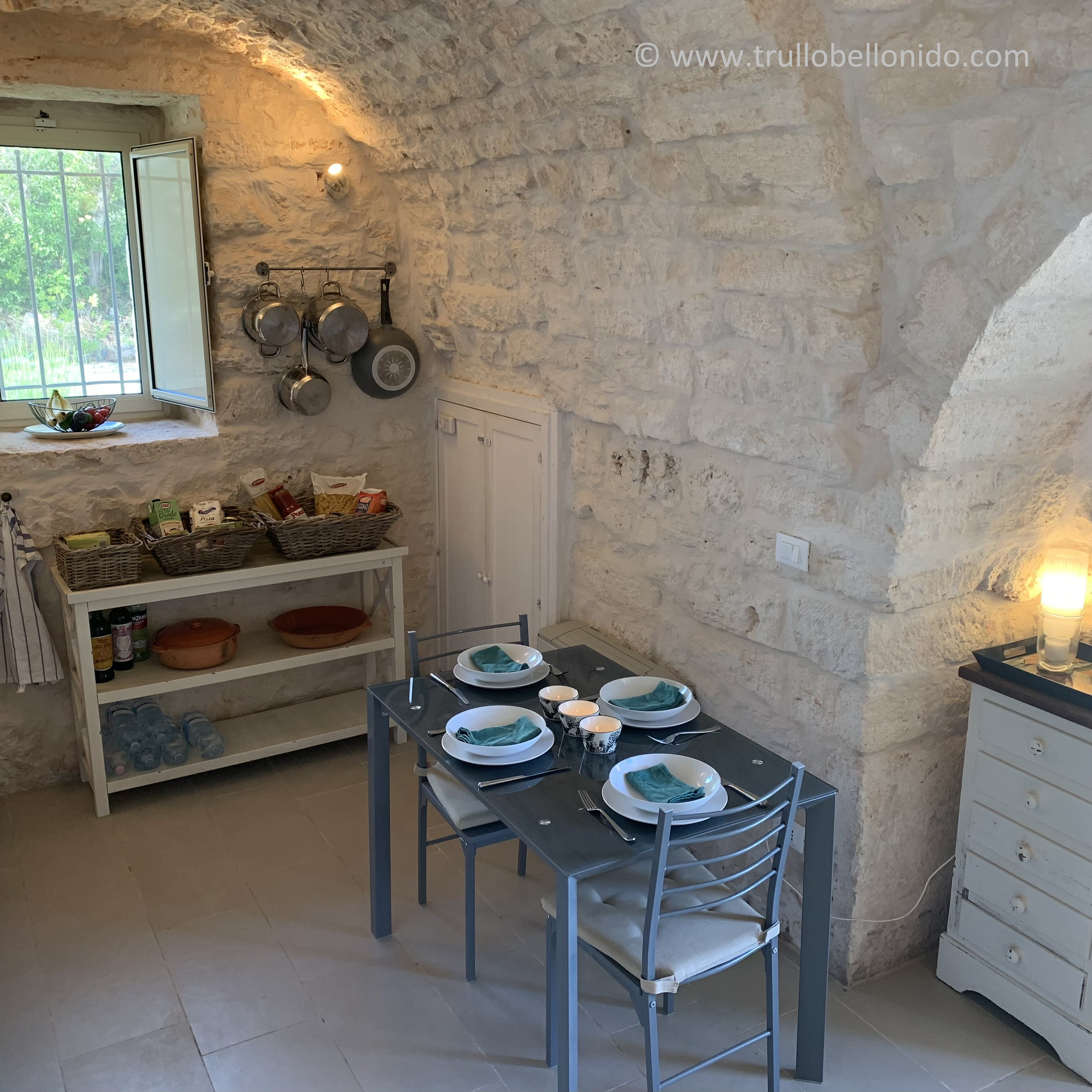 Kitchen/Diner Area