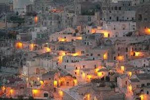 Matera. Mooie dorpjes op een heuveltop in Puglia in de buurt van de trulli van Pugliah.com