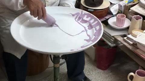 video Nicola Fasano Grottaglie master ceramic maker