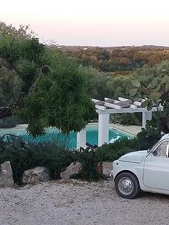 TrulliRoccia trulli accommodaion with private pool in Ostuni Puglia Pouilles Apulien Italy villa to rent Pugliah.com