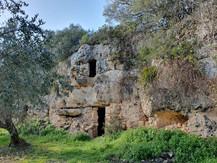 Lamacornola Rock Shelters