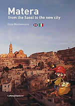 Matera from the Sassi to the New City book cover goodreads