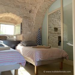 Schlafzimmer 2 - Doppel oder zwei Einzel