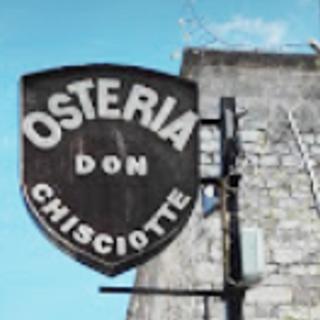 Osteria Don Chisciotte