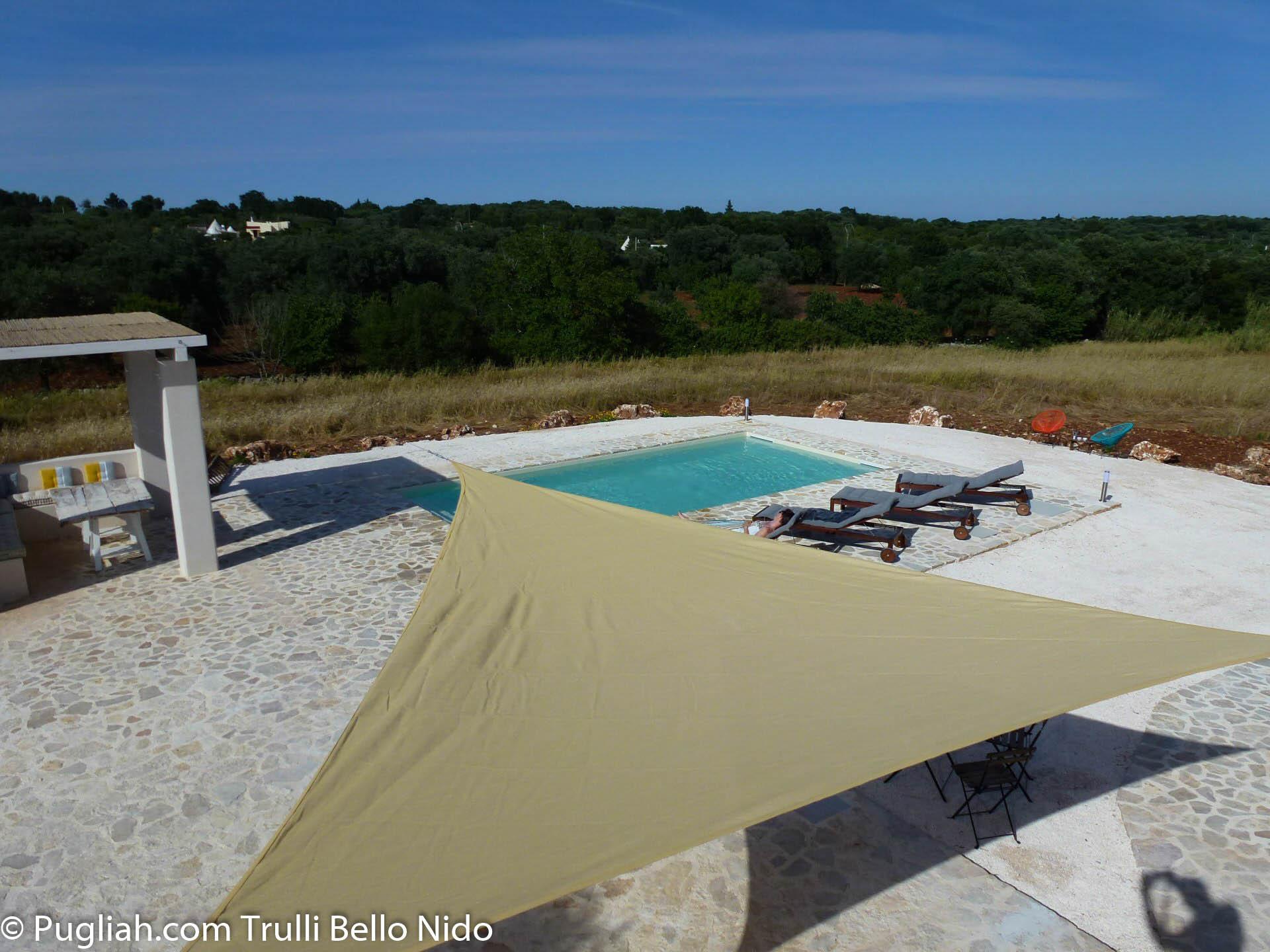 BN Pool Sail Cloth