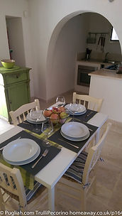 TrulliPecorino trulli accommodaton in Puglia with private pool Pouilles Apulien