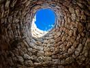 Trulli ruins in Ostuni