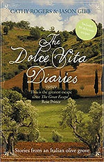 The Dolce Vita Diaries book cover goodreads