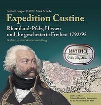 Begleitband Ausstellung Expedition Custine