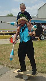 Joe The Juggler With Jake.jpg