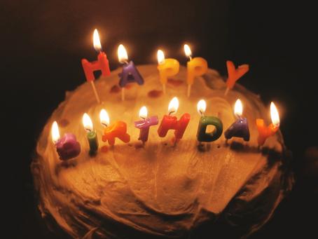 Happy Birthday Joshua!