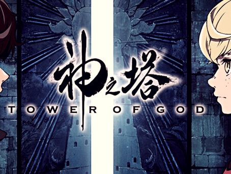 Oh. My. Tower Of God