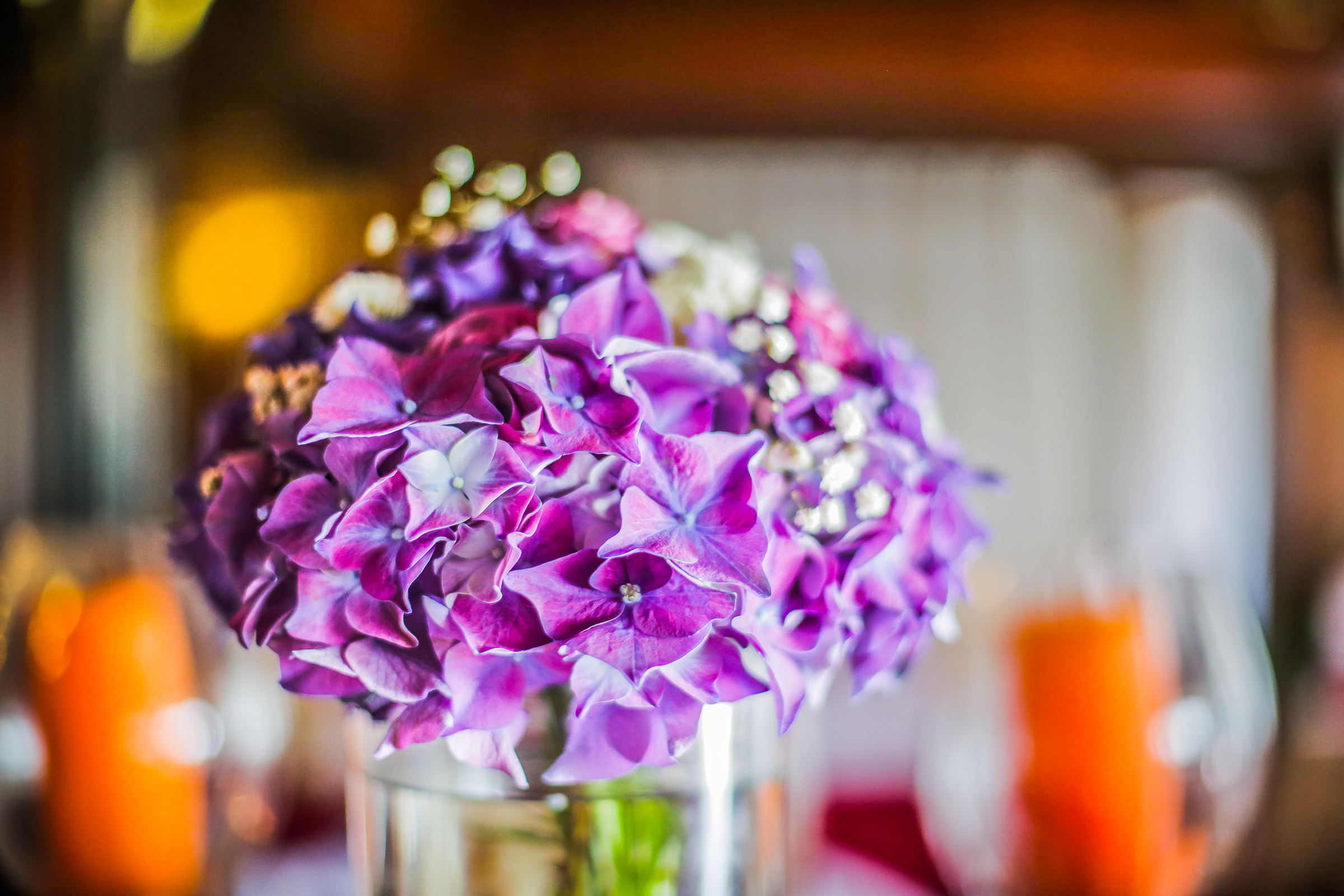 flower in hotel