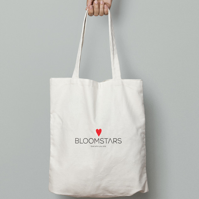 Bloom Stars bag