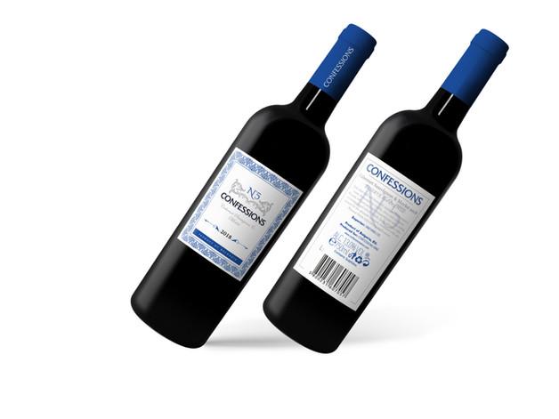 Confessions Wine