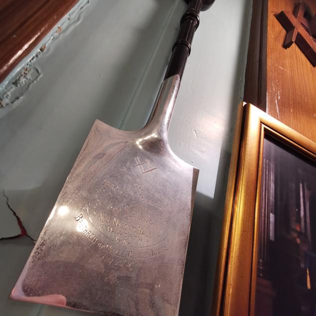 Masonic artifact