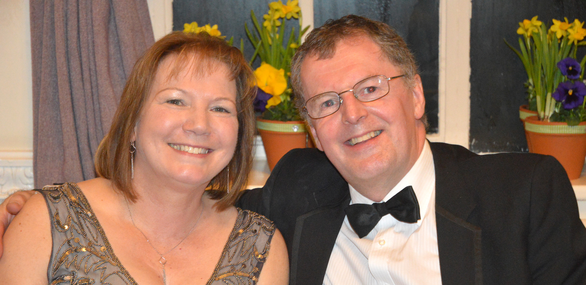 Worshipful Master and Wife