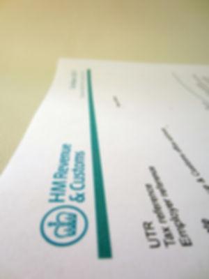 HRMC Self Assessment Tax Return