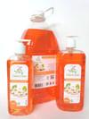 Жидкое мыло гигиеническое с ароматом Ромашки и Бархатцов