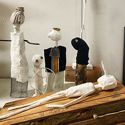 #puppets#contemporaryartist #artshow #ar