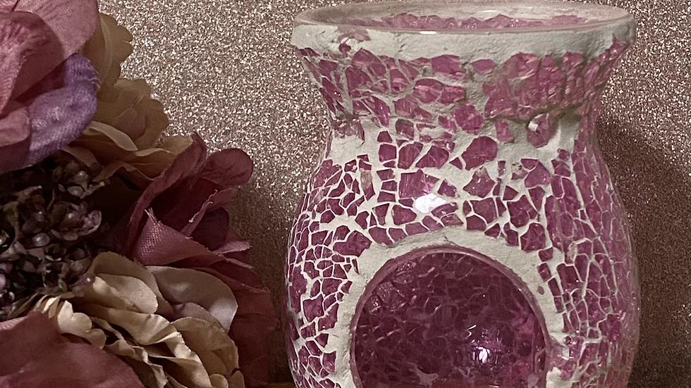 Mosaic burner- Pink