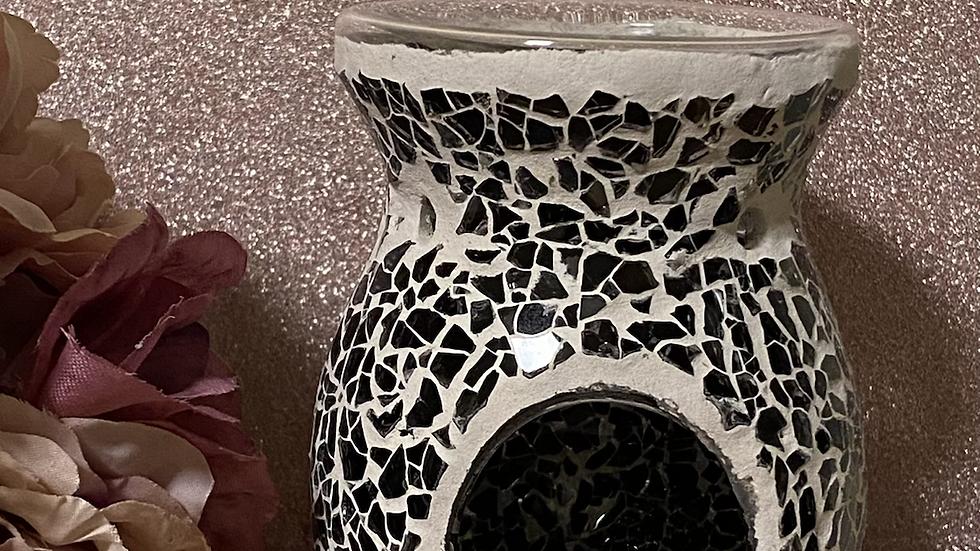 Mosaic burner- Black