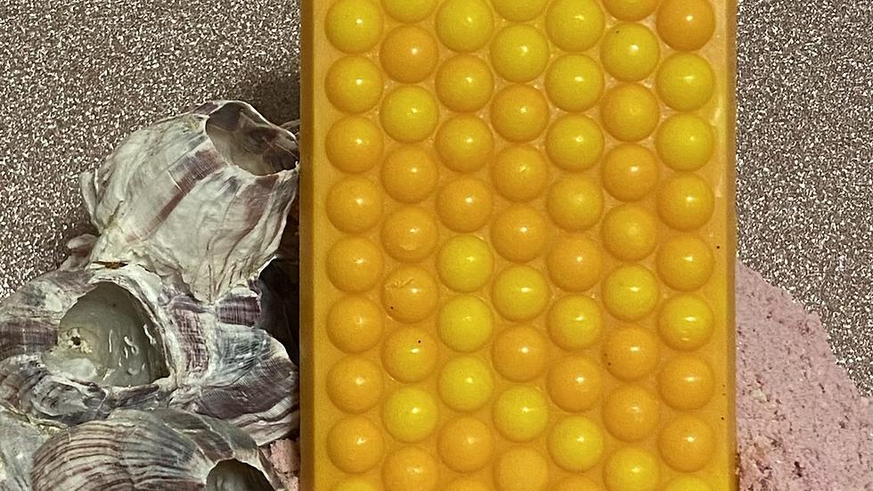 Mango & Passionfruit bubble bar!