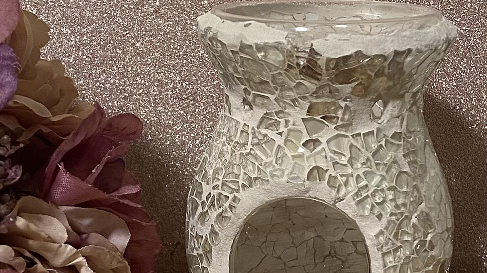 Mosaic burner- Pearl