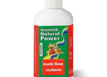 Natural Power 'Growth/Bloom Excellarator'(グロウス/ブルーム エクセラレーター) 250ml 開花促進剤