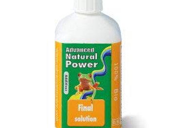 Natural Power 'Final solution'(ファイナルソルーション) 250ml 肥料抜き剤