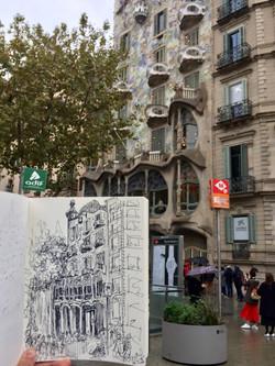 Casa Batlló, 2018