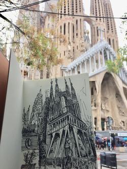 Sagrada Familia, 2018