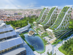 Vincent Callebaut Architectures Proposes New Mixed-Use Eco-Neighborhood In Belgium