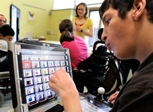 New Technology Making a Difference for Autism Students