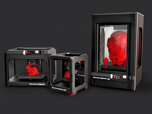 MakerBot set to take over New York for 3D Print Week