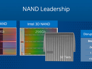 Micron Technology Inc. and Intel Introduce new 3D Memory