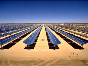 EXPANSION TO MAROCCO'S LARGEST SOLAR MIX