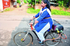 "14 -Year -Old Tejaswani Invented the ""Air Bike"""