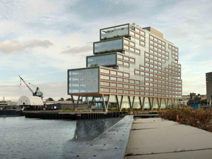 BOSTON PROPERTIES, RUDIN LAND $250M CONSTRUCTION LOAN FOR DOCK 72 New YorkOffice