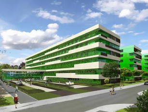 Passive Hospital – New Trend in Passive House