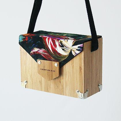 Bloom Bamboo Box Bag