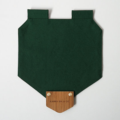 Dark Green Cover