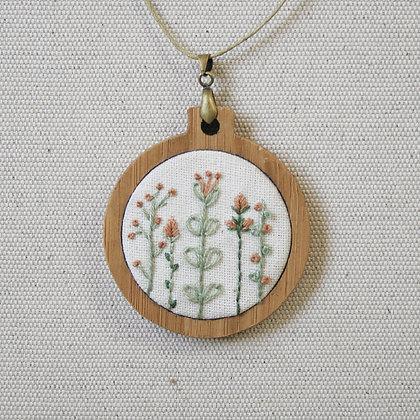 Meadow Bamboo Pendant