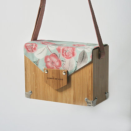 Dream Bamboo Box Bag
