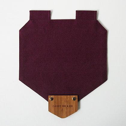 Burgundy Cover