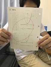 くもん牛久国道6号 学習風景 中高生 数学